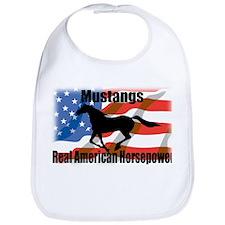 Real American Horsepower Bib