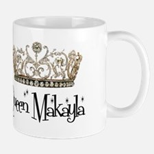 Queen Makayla Mug