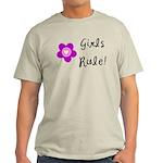Girls Rule Light T-Shirt