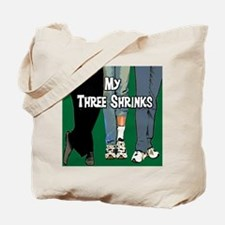 My Three Shrinks Tote Bag