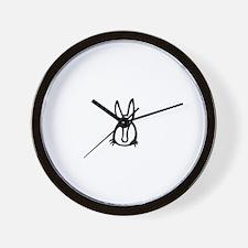 aardvarque Wall Clock