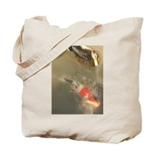 Wild World Koi and DuckTote Bag
