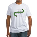 The Snake Lemma - Fitted T-Shirt
