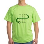 The Snake Lemma - Green T-Shirt