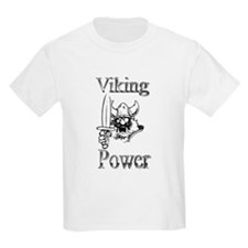 Viking Power Kids T-Shirt