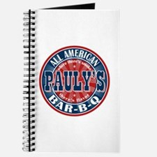 Pauly's All American BBQ Journal