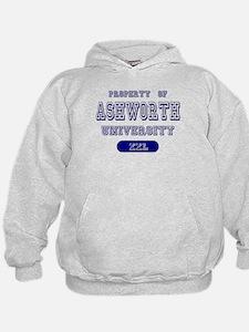 Property of Ashworth University Hoodie
