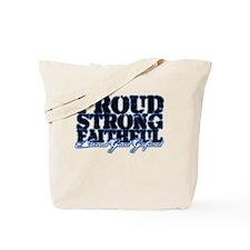 Cute National guard Tote Bag