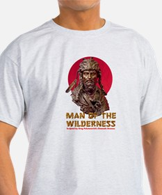 MAN OF THE WILDERNESS T-Shirt