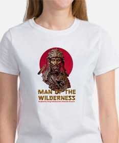 MAN OF THE WILDERNESS Women's T-Shirt