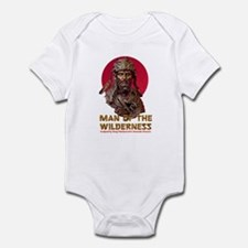 MAN OF THE WILDERNESS Infant Bodysuit