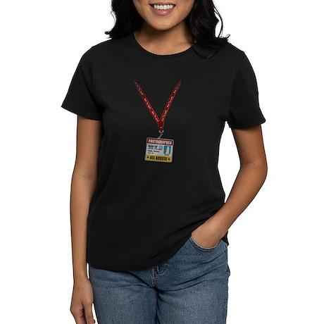 WTD: Credentials Women's Dark T-Shirt