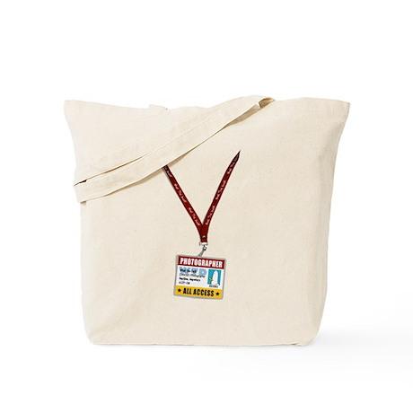 WTD: Credentials Tote Bag