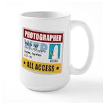 WTD: Credentials Large Mug