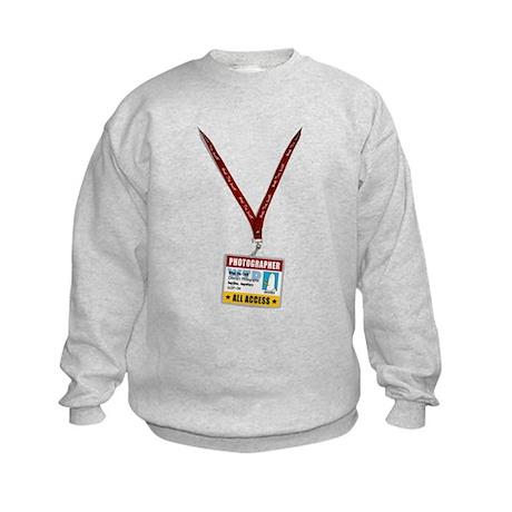 WTD: Credentials Kids Sweatshirt