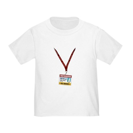WTD: Credentials Toddler T-Shirt