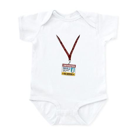 WTD: Credentials Infant Bodysuit