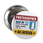 """WTD: Credentials 2.25"""" Button (10 pack)"""