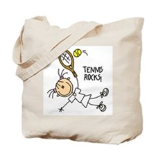 Tennis Rocks! Tote Bag