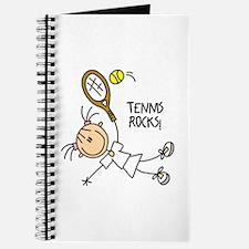Tennis Rocks! Journal