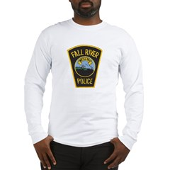 Fall River Police Long Sleeve T-Shirt