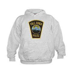 Fall River Police Kids Hoodie
