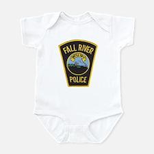 Fall River Police Infant Bodysuit
