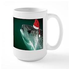 Ho Ho Ho Whale Shark Mug