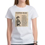 General Custer Women's T-Shirt