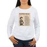 General Custer Women's Long Sleeve T-Shirt