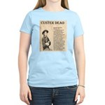General Custer Women's Light T-Shirt