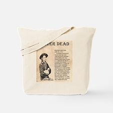 General Custer Tote Bag