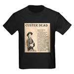 General Custer Kids Dark T-Shirt