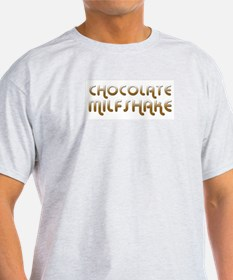Chocolate MILF Ash Grey T-Shirt