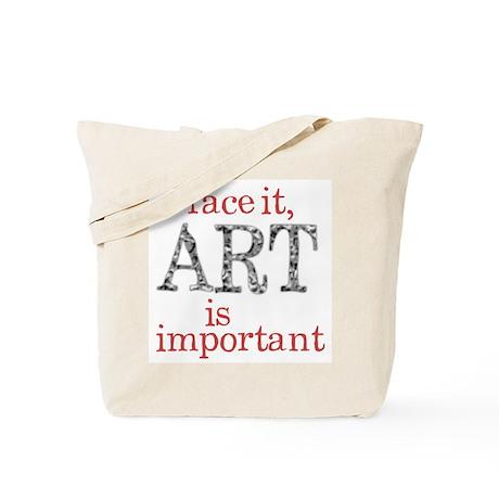 Art Important Tote Bag