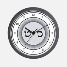 MIRACLE MAKING ROUND Wall Clock