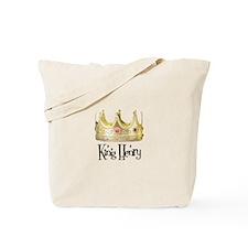 King Henry Tote Bag
