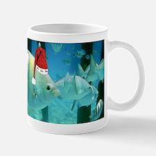 Ho Ho Ho School of Fish Mug