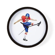 Football Gifts Wall Clock