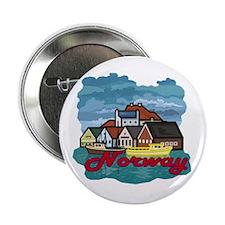 Norwegian Village Button