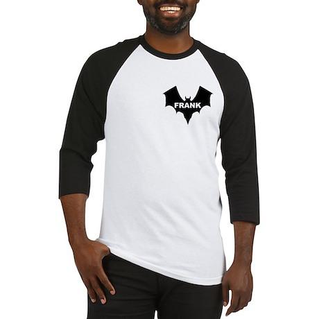 BLACK BAT FRANK Baseball Jersey