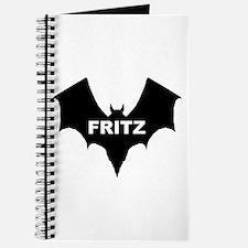 BLACK BAT FRITZ Journal