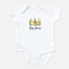 King Jeremy Infant Bodysuit