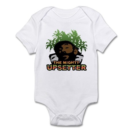 The Mighty Upsetter Infant Bodysuit