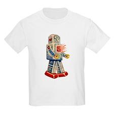 Retro Tin Robot T-Shirt