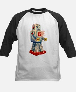 Retro Tin Robot Tee