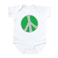 Green Peace Infant Bodysuit