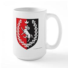 Queen of Gleann Abhann Large Mug