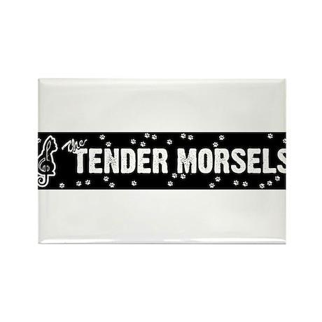 The Tender Morsels Rectangle Magnet
