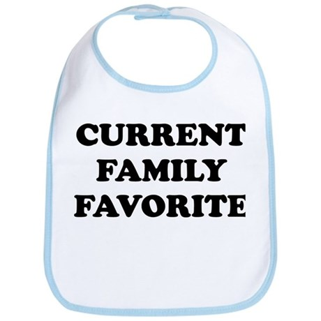 Current Family Favorite Bib